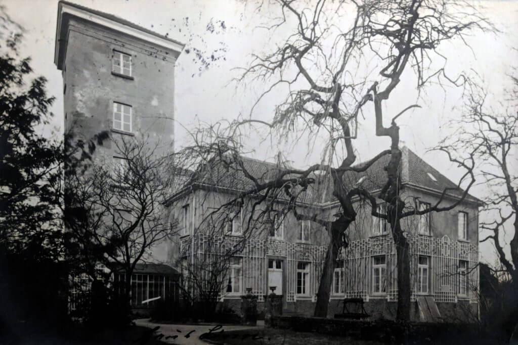 Bakenhof ca 1910