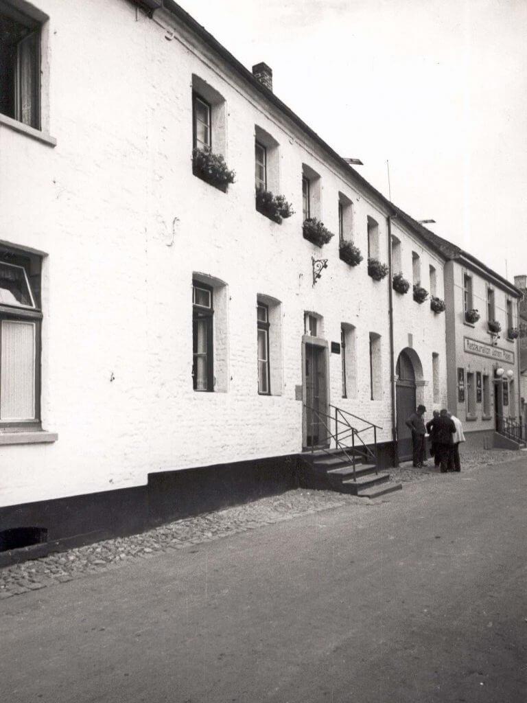 Issumer Str. 6 im Jahre 1938 (Quelle: Der Oberbürgermeister, Stadtarchiv Krefeld)