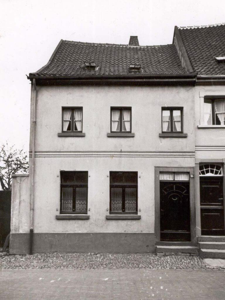 Danielshof im Jahre 1938 (Quelle: Der Oberbürgermeister, Stadtarchiv Krefeld)
