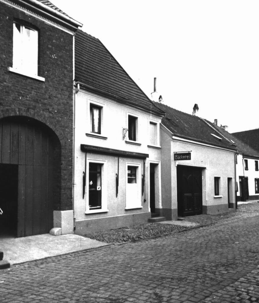 Albert-Steeger-Straße 12 im Jahre 1939 (Quelle: Der Oberbürgermeister, Stadtarchiv Krefeld)