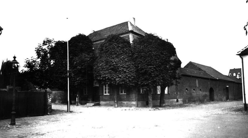 Winkmannshof im Jahre 1939 (Quelle: Der Oberbürgermeister, Stadtarchiv Krefeld)