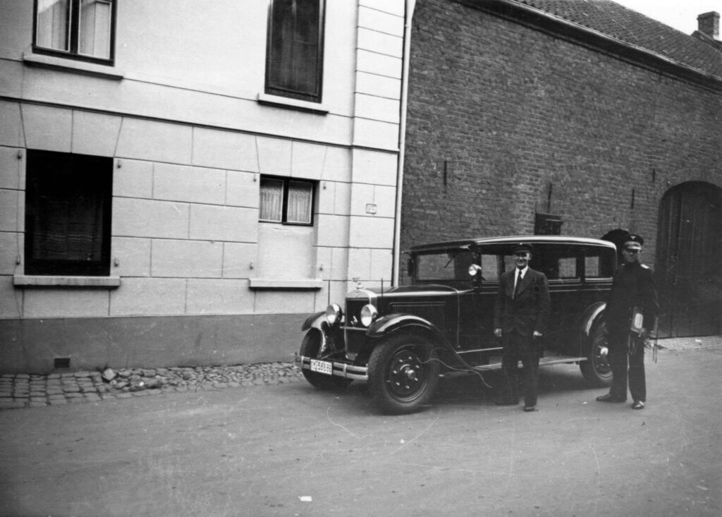Margaretenstraße 1a im Jahre 1939 (Quelle: Der Oberbürgermeister, Stadtarchiv Krefeld)