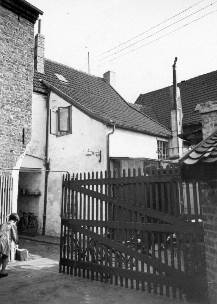 Margaretenstraße 17 im Jahre 1939 (Quelle: Der Oberbürgermeister, Stadtarchiv Krefeld)