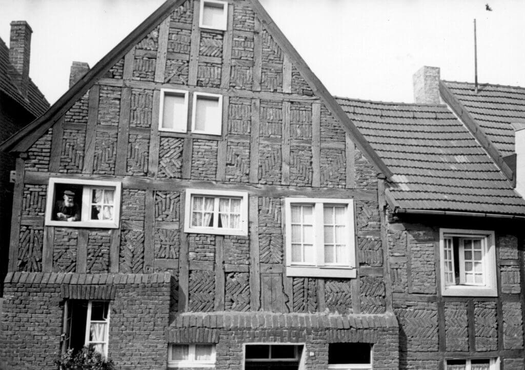 Margaretenstraße 19 im Jahre 1939 (Quelle: Der Oberbürgermeister, Stadtarchiv Krefeld)