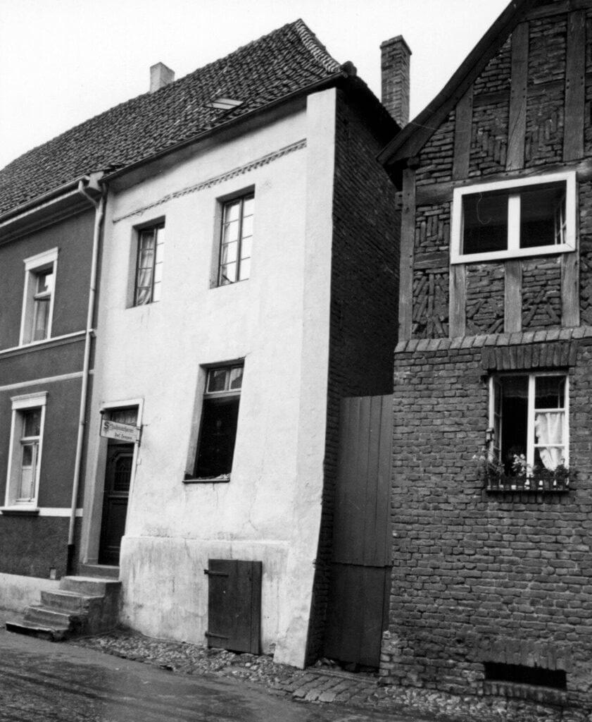 Margaretenstraße 21 im Jahre 1939 (Quelle: Der Oberbürgermeister, Stadtarchiv Krefeld)