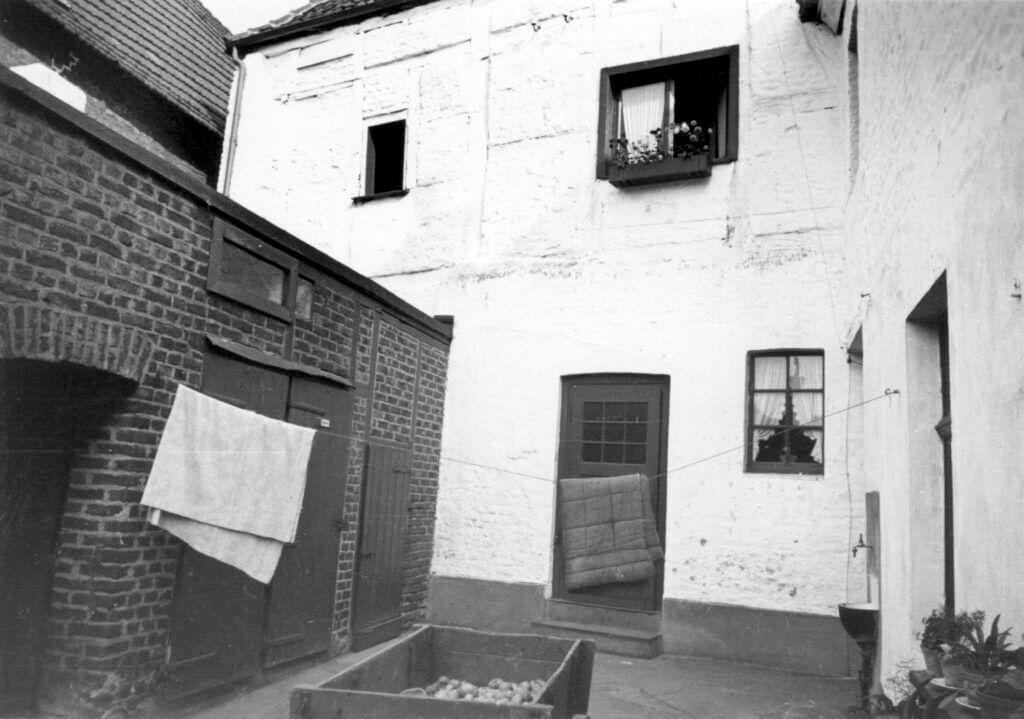 Margaretenstraße 23 im Jahre 1939 (Quelle: Der Oberbürgermeister, Stadtarchiv Krefeld)